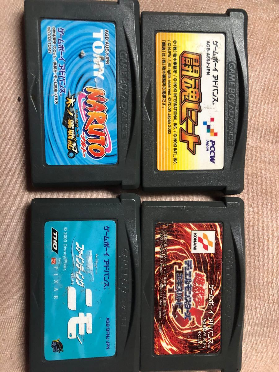 GBA ソフト