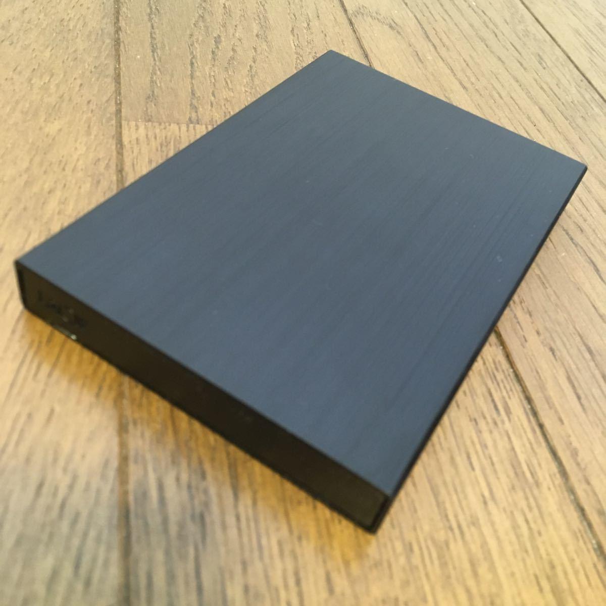 LaCie rikiki 2.5インチ ポータブルHDD 500GB 2台セット