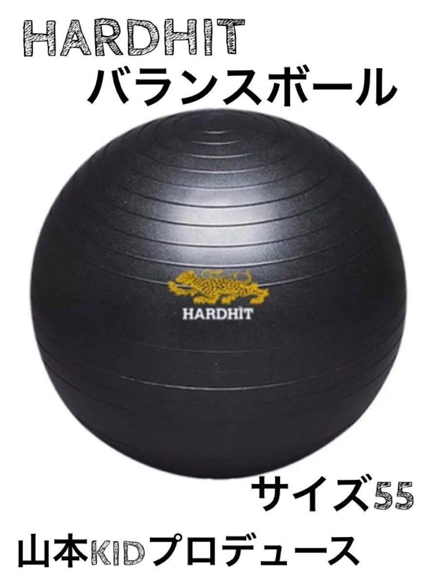 山本KID HARDHIT バランスボール 新品 サイズ55