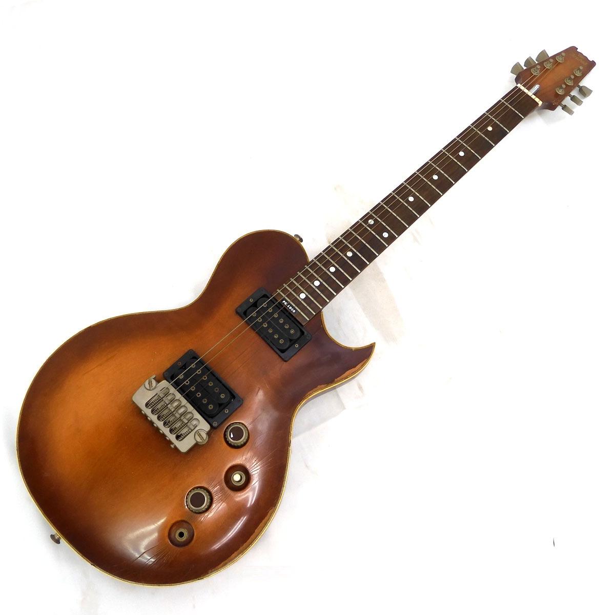 ACB-C3B361 The AriaProⅡ アリアプロツー PE-1000 エレキギター 70年代 ビンテージ 098010 ジャパン 弦楽器 現状お渡し 中古品