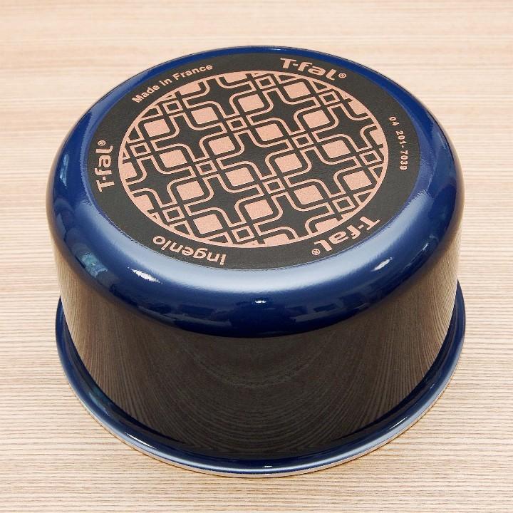 ★新品★ティファール ソースパン 16cm 3点セット グランブルー・プレミア