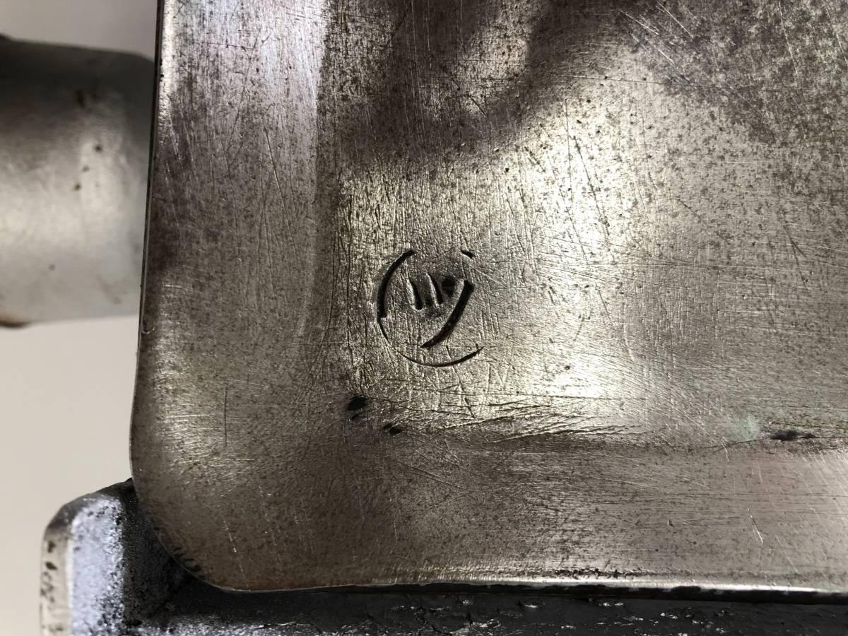 【動作確認済】 LPガス 鉄板焼き器 ツヤマ 厚み7mm 鉄板 W620(+160)×D380×H250mm 業務用 鉄板焼 飲食店 屋台 厨房 中古 プロパンガス_画像4