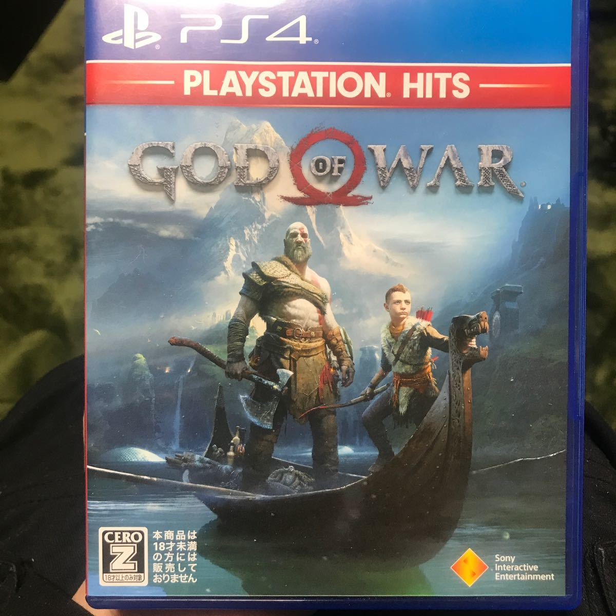 PS4 GOD OF WAR ゴッド・オブ・ウォー  PS4 GOD OF WAR PS4ソフト