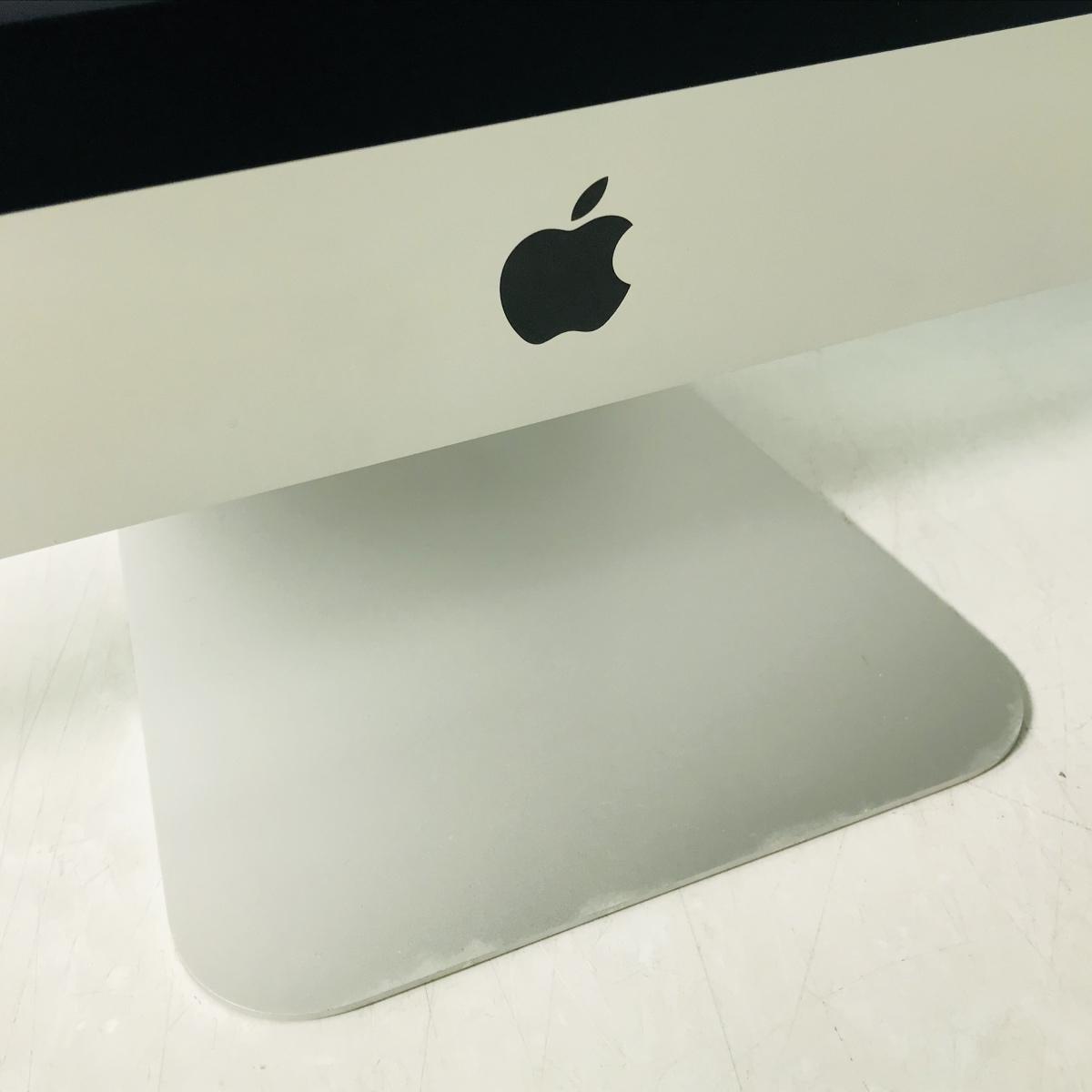 動作確認済み iMac 21.5インチ(Late 2015) Core i5 2.8GHz/16GB/1TB MK442J/A_画像2