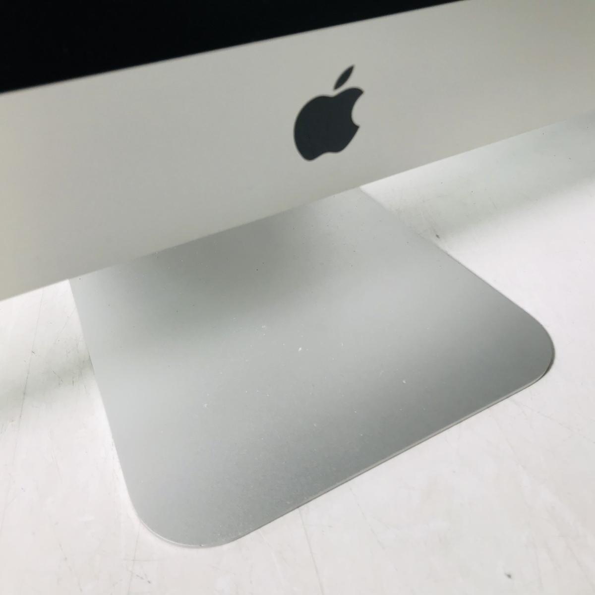 動作確認済み iMac 21.5インチ(Late 2015) Core i5 1.6GHz/8GB/1TB MK142J/A_画像2