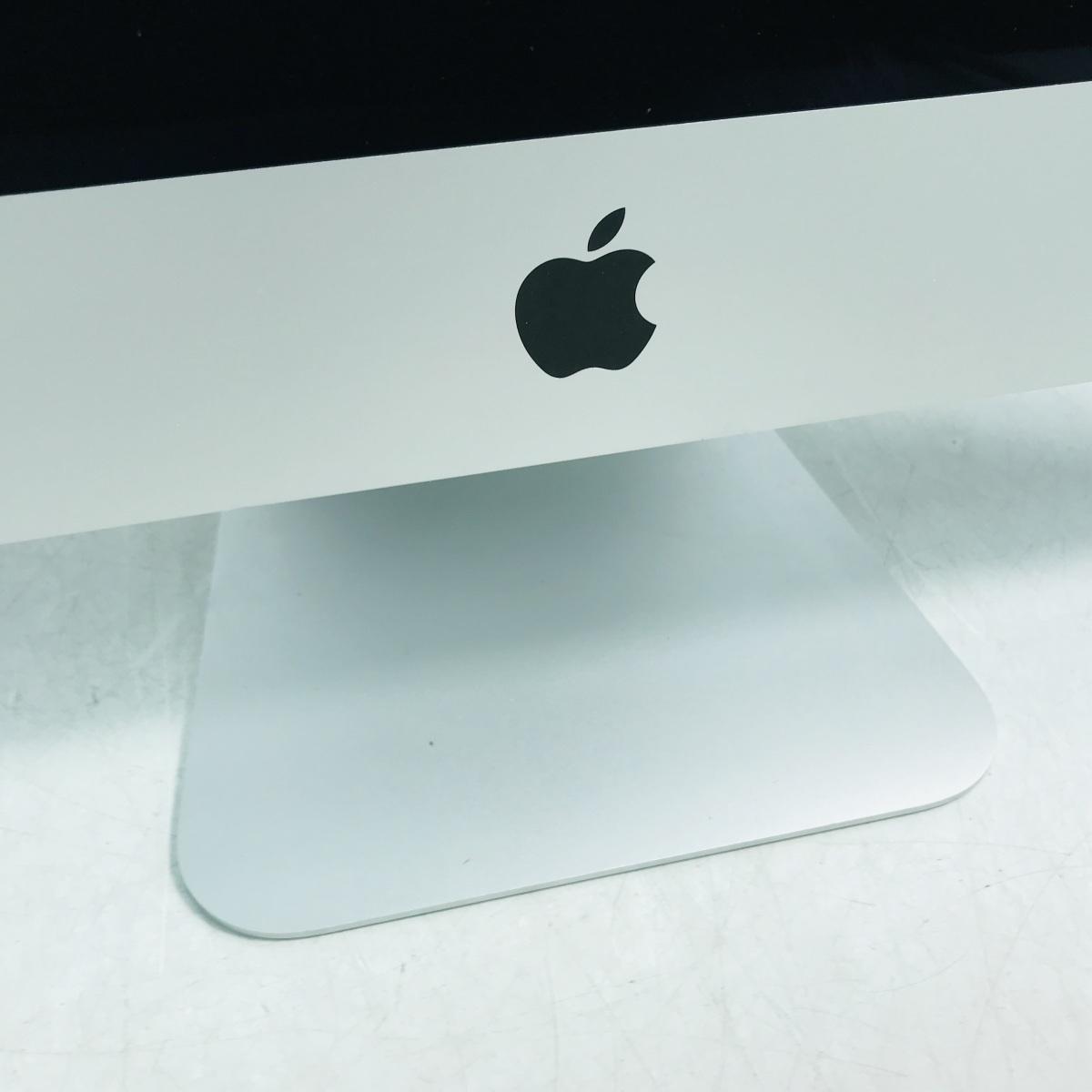 動作確認済み iMac Retina 4Kディスプレイモデル 21.5インチ(Mid 2017) Core i5 3.0GHz/8GB/SSD 256GB MNDY2J/A_画像2