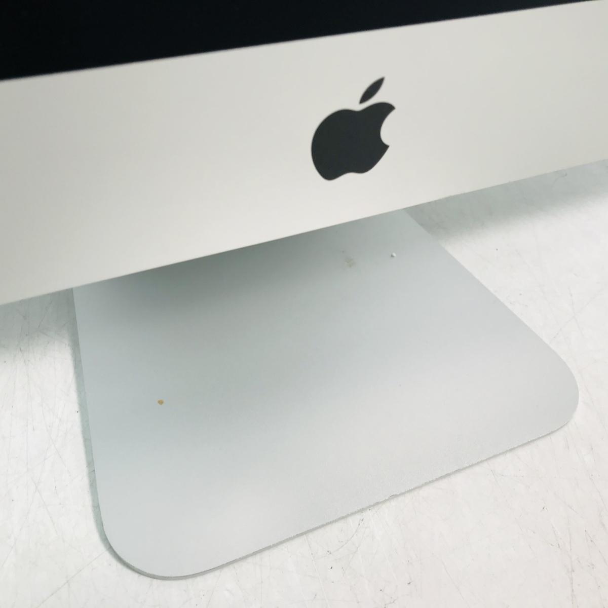 動作確認済み iMac Retina 4Kディスプレイモデル 21.5インチ(Late 2015) Core i5 3.1GHz/16GB/FD 1TB MK452J/A_画像2