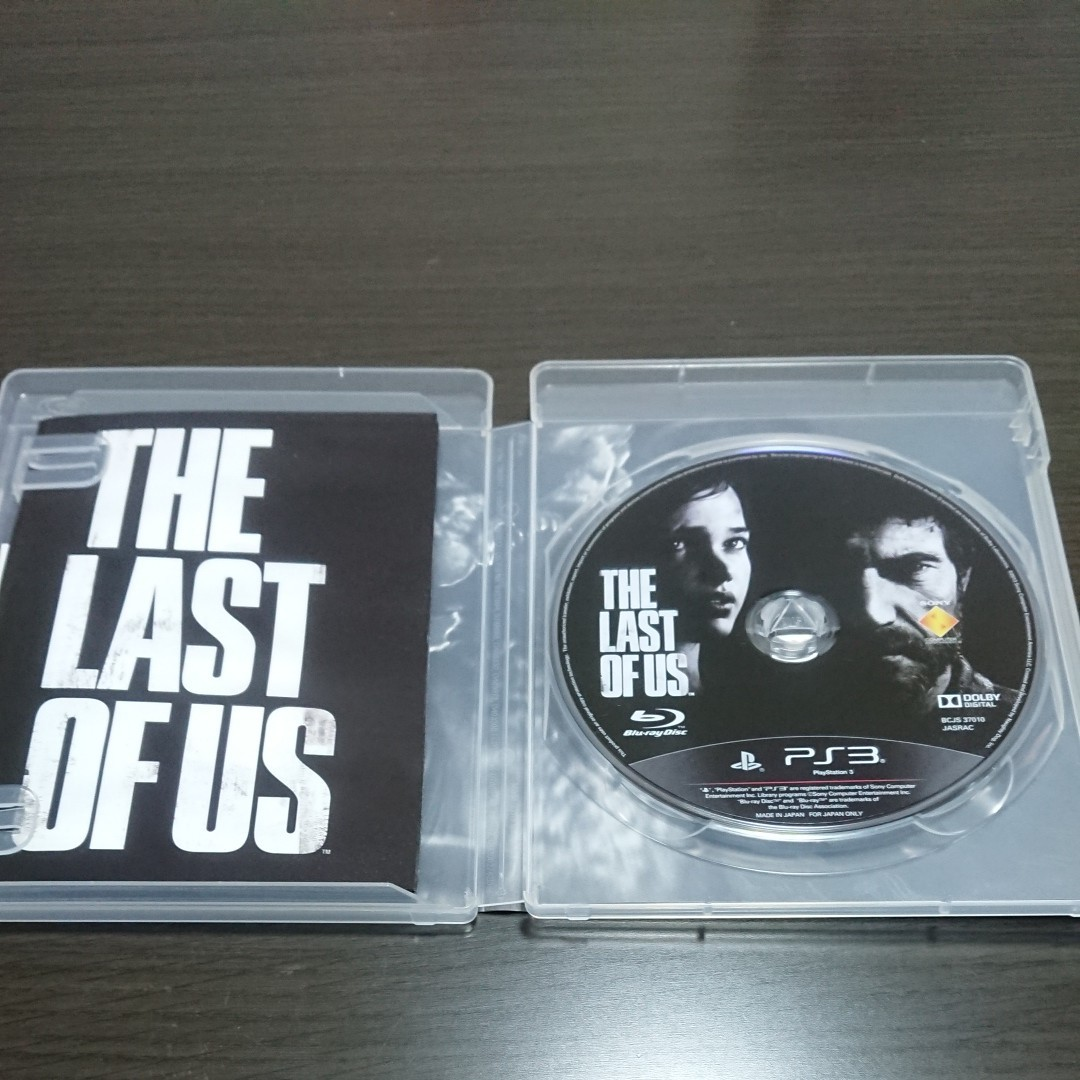 【PS3】 The Last of Us [通常版]
