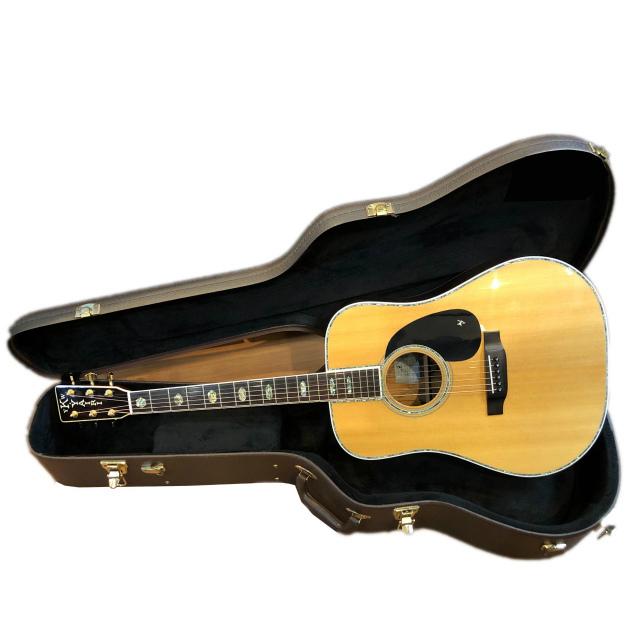 K.Yairi YW-1000 アコースティックギター 2009年製 純正ケース付 現状品 D171-9