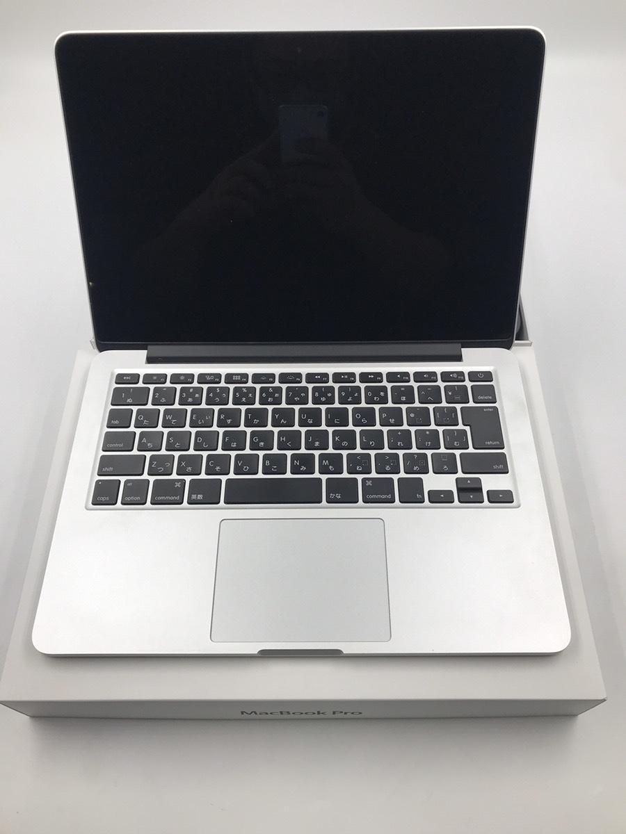 Apple MacBook Pro Core i5 2.6GHz 13.3インチ(RetinaDisplay) (中古)240001141225_画像2