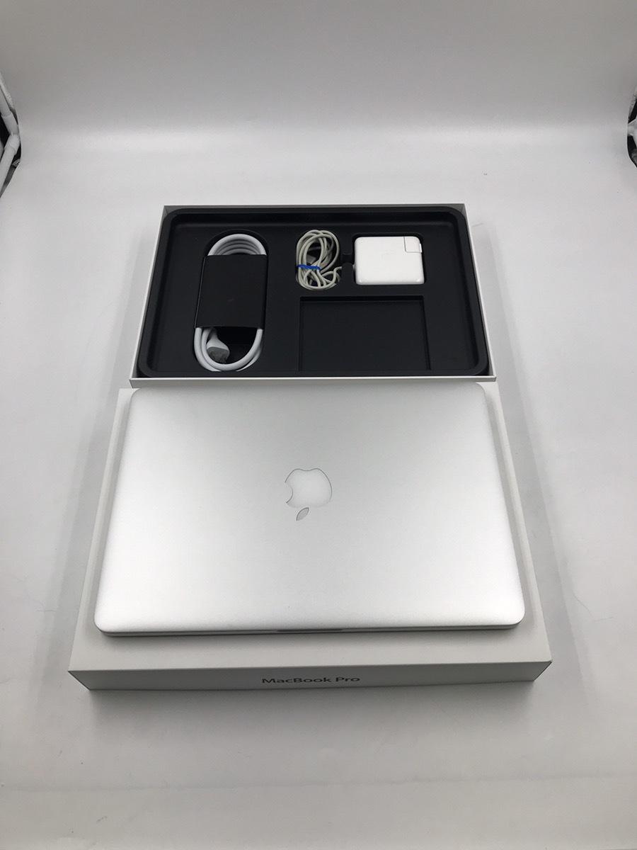 Apple MacBook Pro Core i5 2.6GHz 13.3インチ(RetinaDisplay) (中古)240001141225_画像1