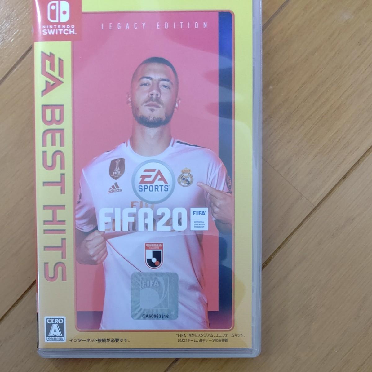 【xxペx様専用】 FIFA 20 Legacy Edition [EA BEST HITS]