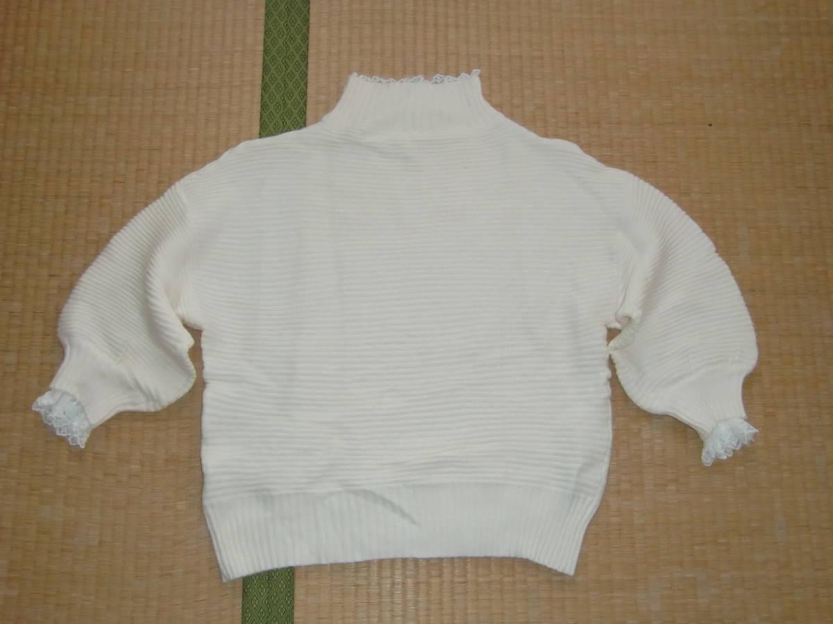 〇 node. ノード セーター_画像1