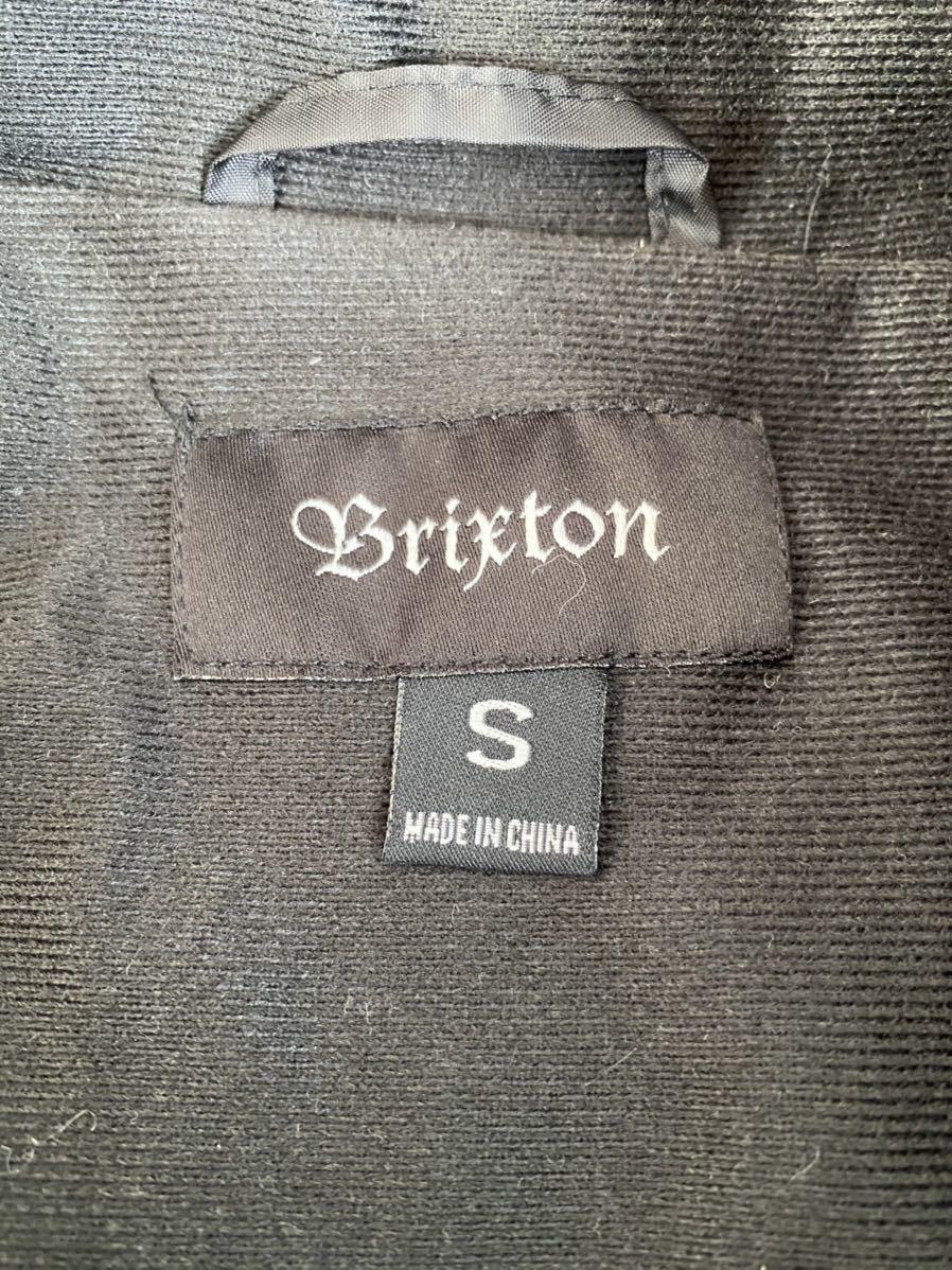 Brixton Oath Hooded Fleece Coach Jacket オス フード付き フリース コーチジャケット ブリクストン フーデットコーチジャケット スケート