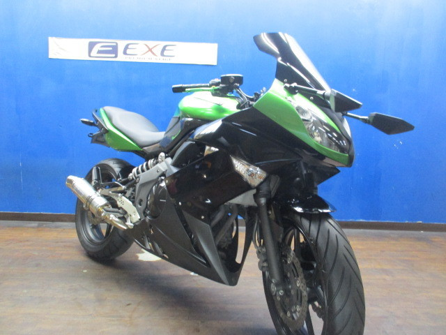 「☆NINJA400R バイク 車体 中古 No16992」の画像2