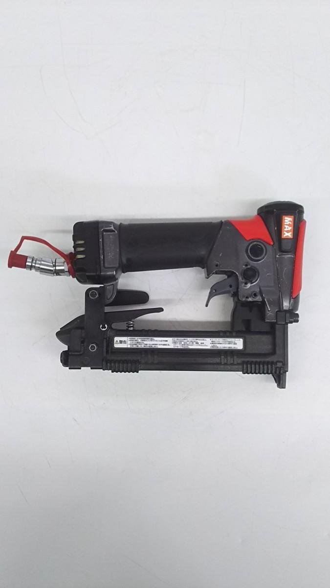 【中古品】MAX 釘打機高圧ステープル用 エアネイラ HA-25/4J  ITNGN5NF9A9W_画像2