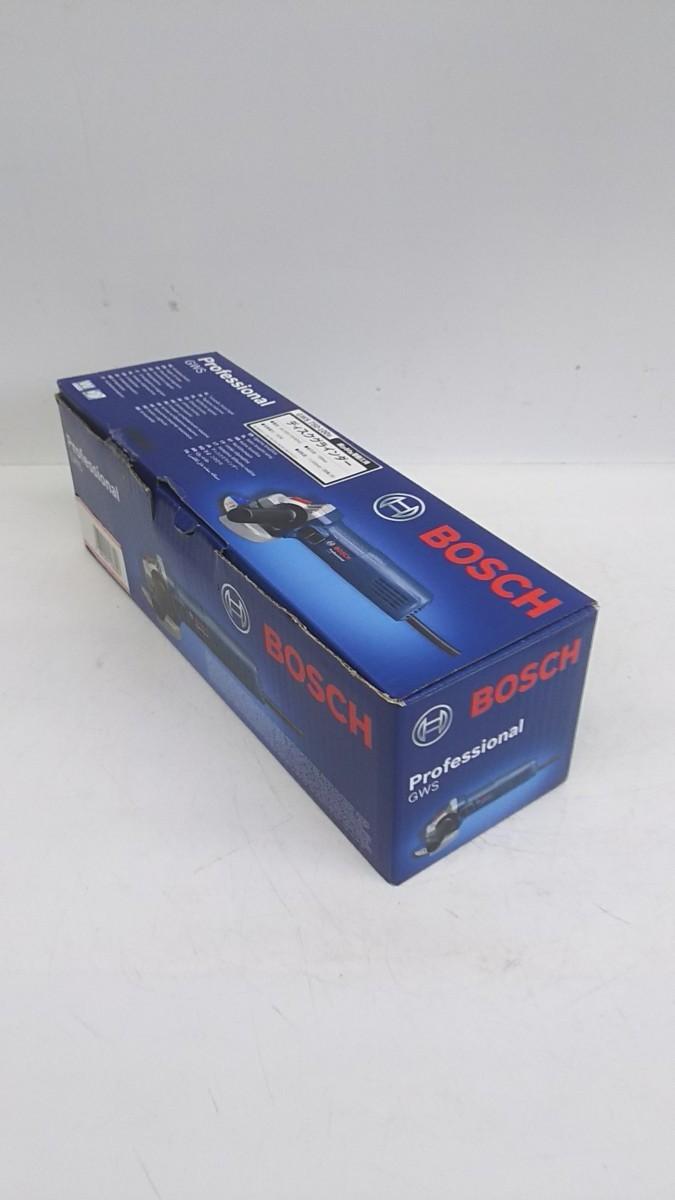 【未使用品】BOSCH(ボッシュ) 100mmディスクグラインダー GWS750-100  ITXBFCL060EQ_画像8