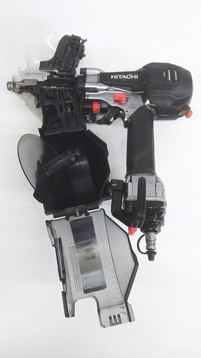 【中古品】HiKOKI(ハイコーキ) 旧日立工機 50mm高圧ロール釘打機 NV50HR(SGK)  ITJIK55EDMFG_画像9