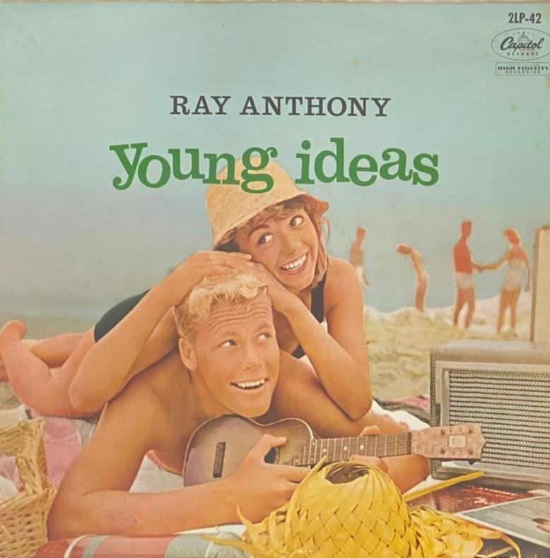 ♪試聴♪Ray Anthony And His Orchestra / Young Ideas_画像1