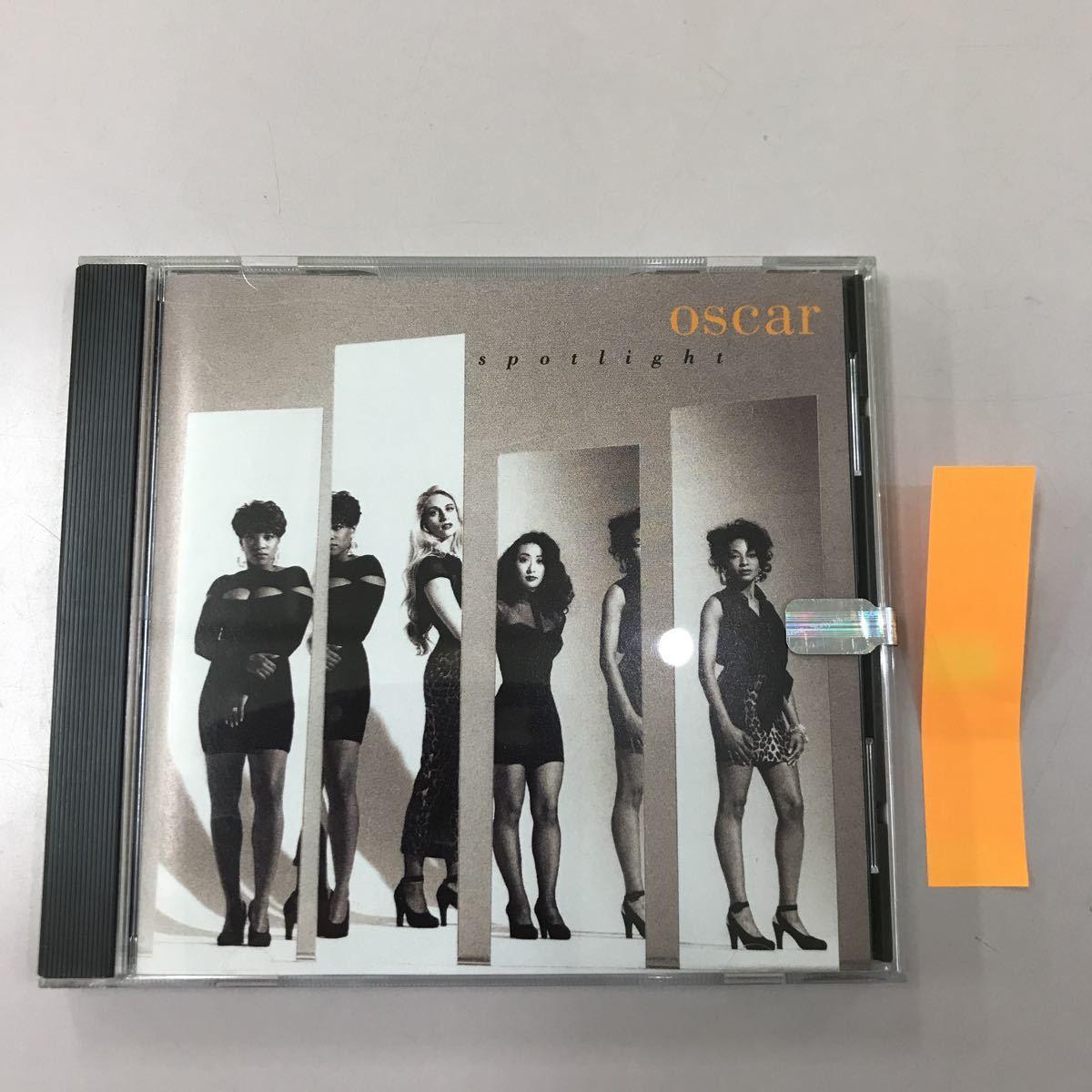 CD 中古☆【洋楽】oscar