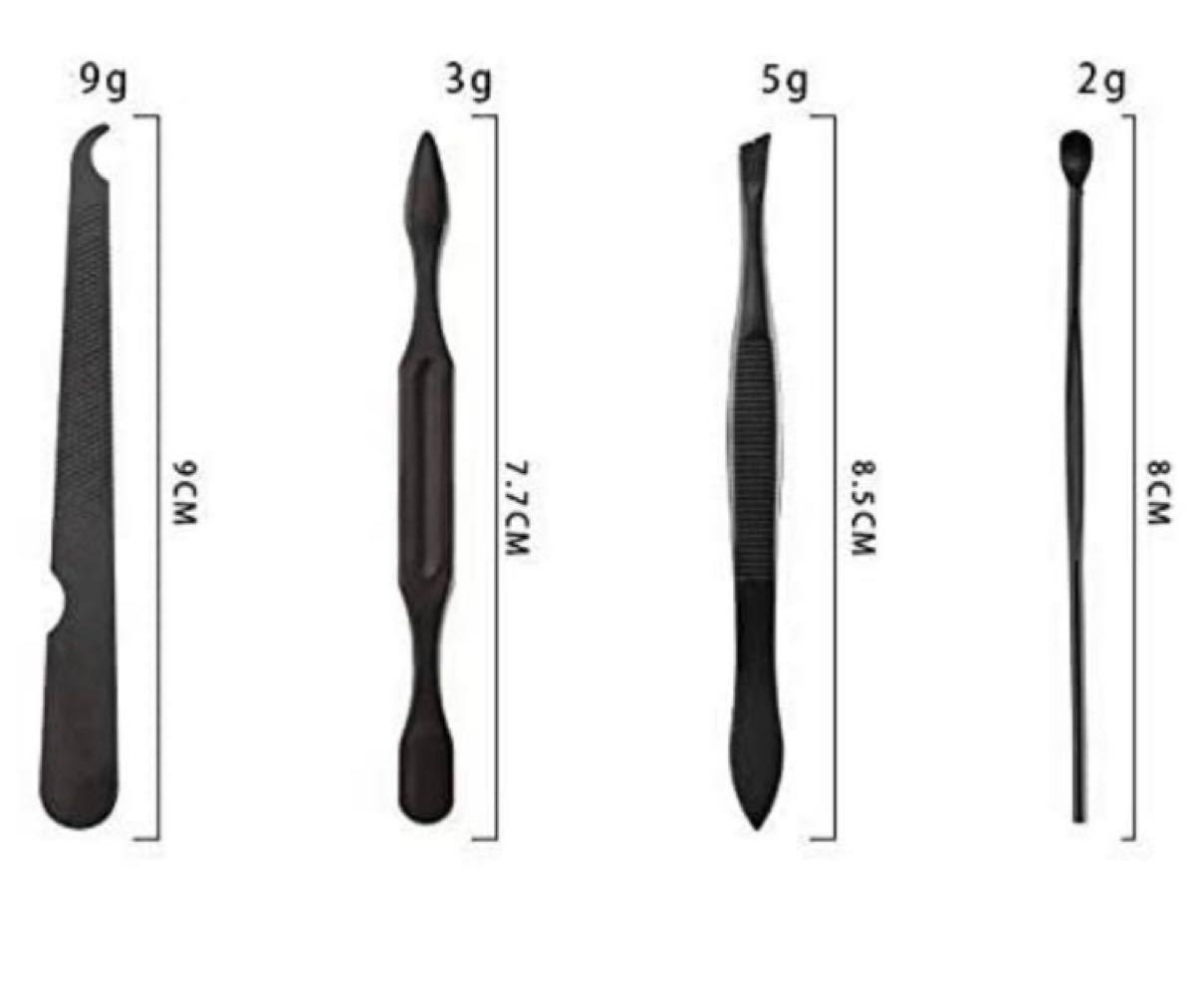 7点セット 爪きり 多機能ステンレス製ネイルケアセット ネイルケアセット