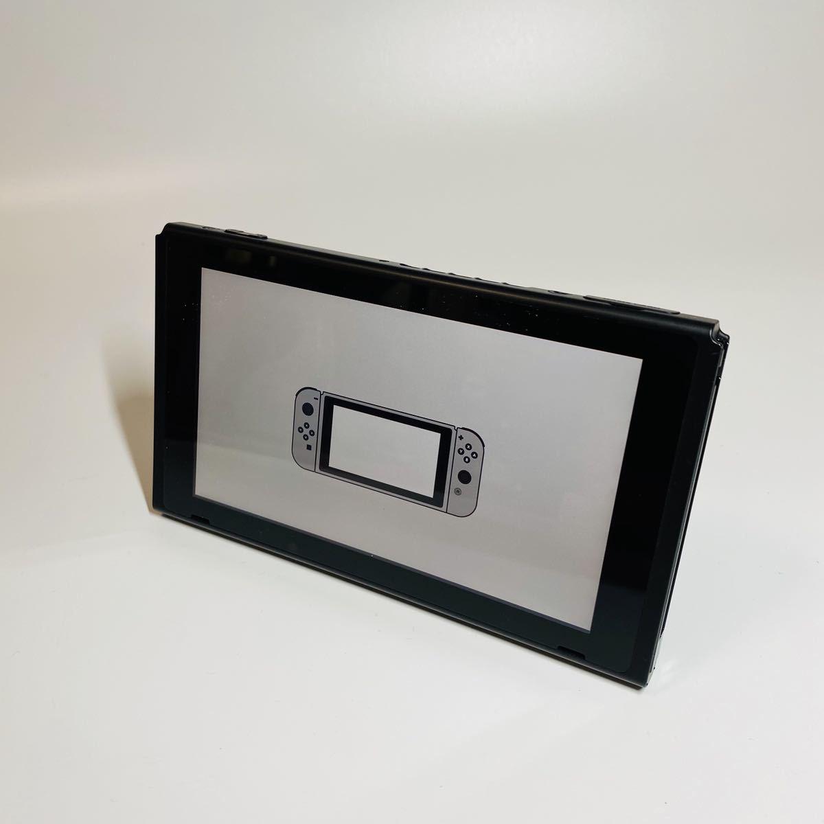 【2017年製】動作良好 Nintendo Switch 本体のみ ニンテンドースイッチ 任天堂 スイッチ 本体 初期型 ネオン Switch本体 未対策