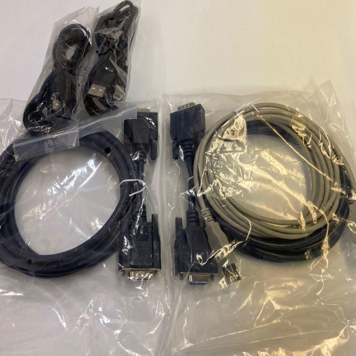 電源ケーブル LANケーブル ネットワークケーブル30点セット売り