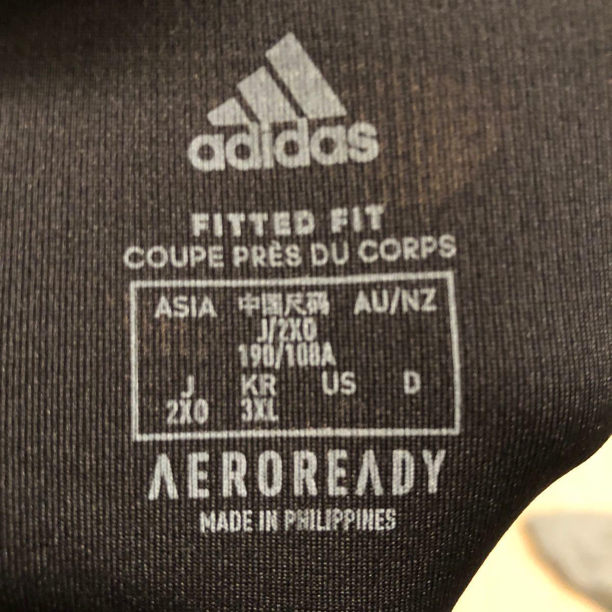 タンクトップ adidas ノースリーブ 2XO