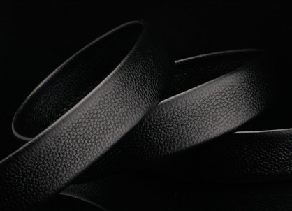 BT001 メンズ 高級本革 レザー ビジネス フォーマル ベルト 穴なし サイズオート調整可能 ブラック_画像10