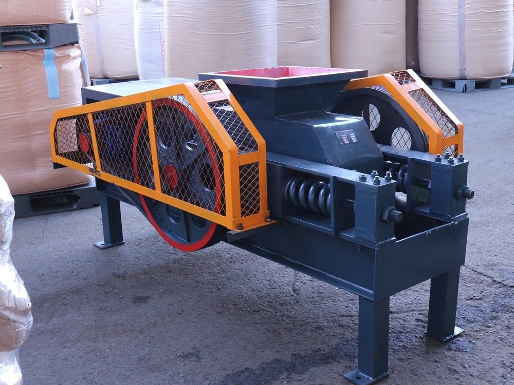 粉砕機 ロールクラッシャー 小割機 破砕機 がれき処理 250×400_画像2