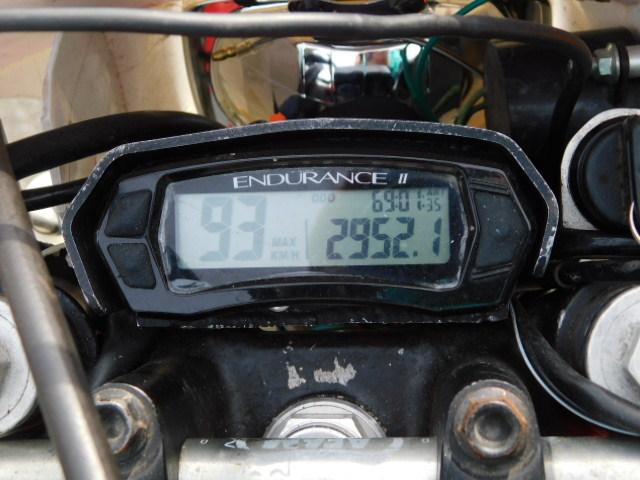 「HONDA XR100R 前後ディスクブレーキ APE100のジェネレーター 」の画像3