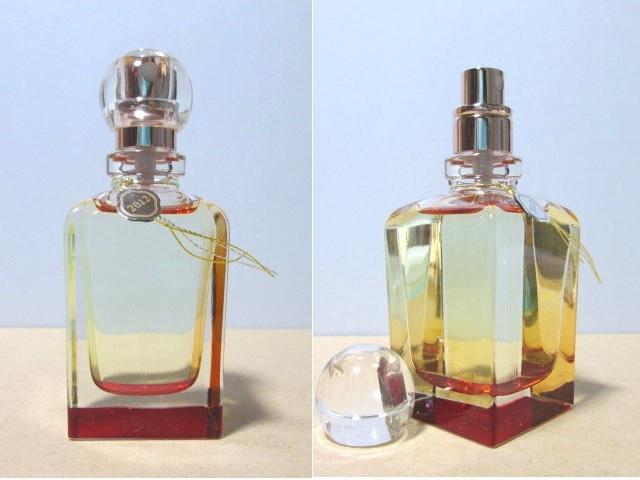 未使用 資生堂◆オードパルファム 2012 水の香 50ml◆新品 非売品(株主優待品)レア_画像2