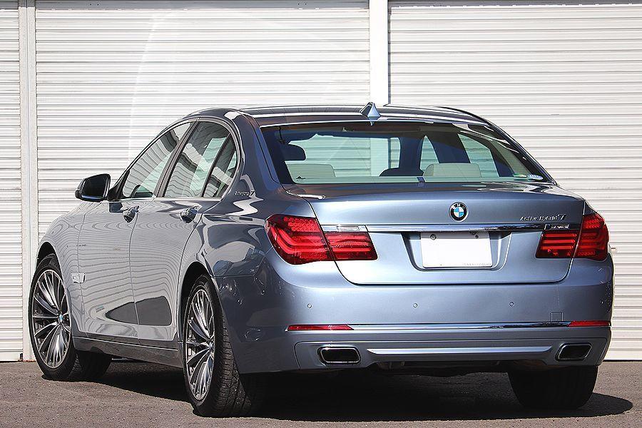 「【 1オーナー / 走行5.8万k 】 2013y後期 / BMW / Active Hybrid 7 / 右ハンドル / 希少カラー」の画像3