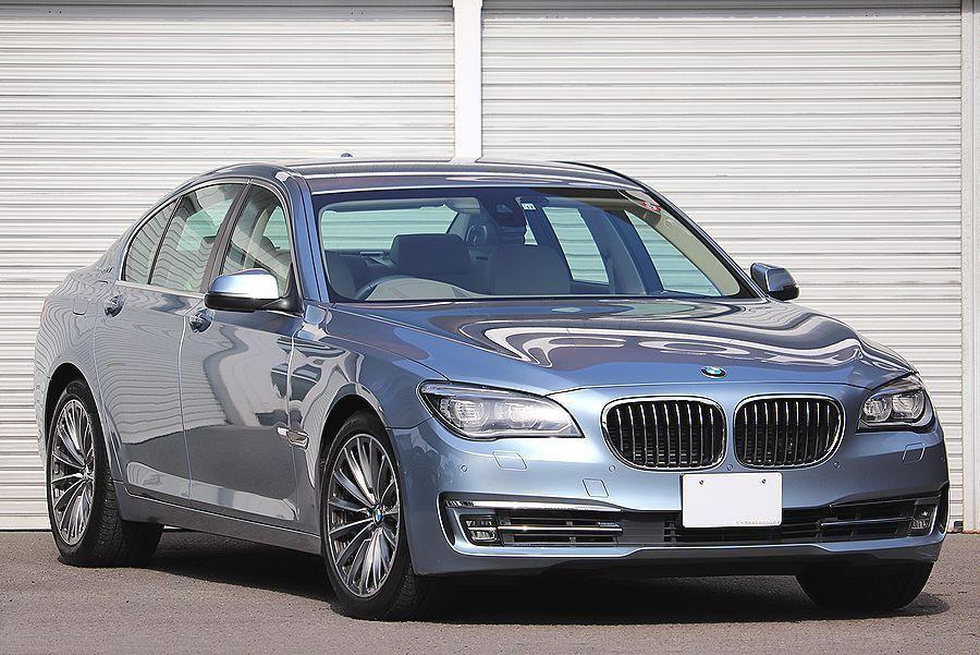 「【 1オーナー / 走行5.8万k 】 2013y後期 / BMW / Active Hybrid 7 / 右ハンドル / 希少カラー」の画像1