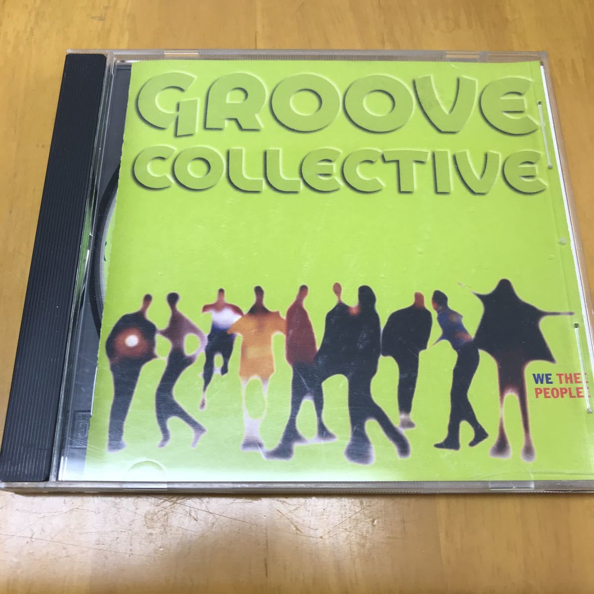 GROOVE COLLECTIVE / WE THE PEOPLE 国内盤CD 帯解説付き グルーヴ・コレクティブ_画像1