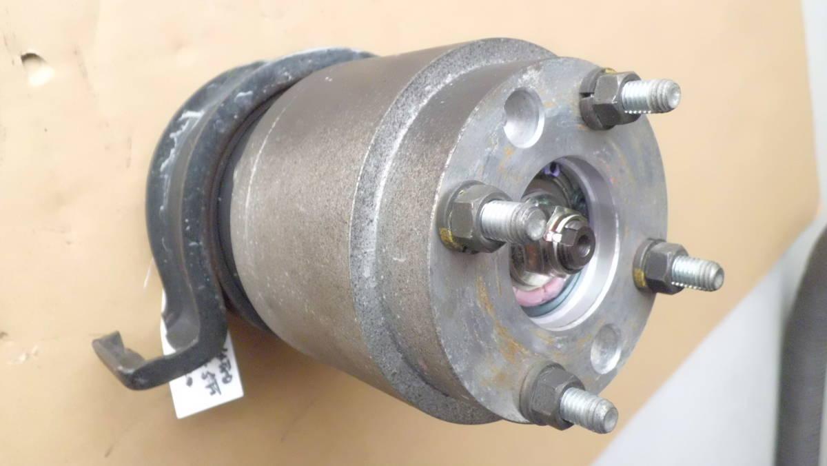 スズキKeiターボ 4WD GF-HN11S ビスカスカップリング 平成11年 5速 ABS 原動機F6A _画像5