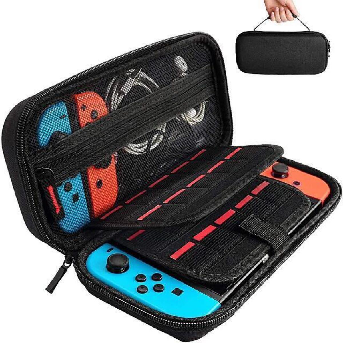 Nintendo Switch 任天堂スイッチ 収納バッグ