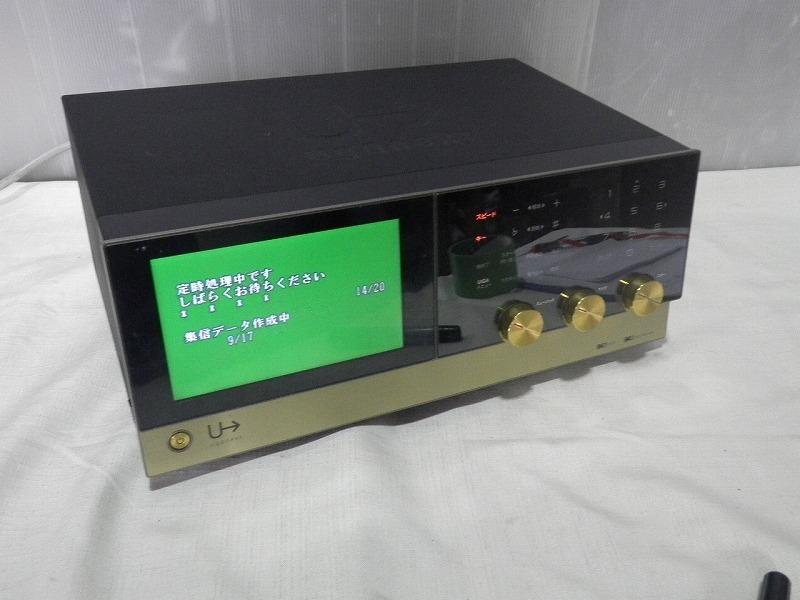 △JOYSOUND 業務用 通信カラオケ機器 UGA-N10 【K0112K2】_画像1