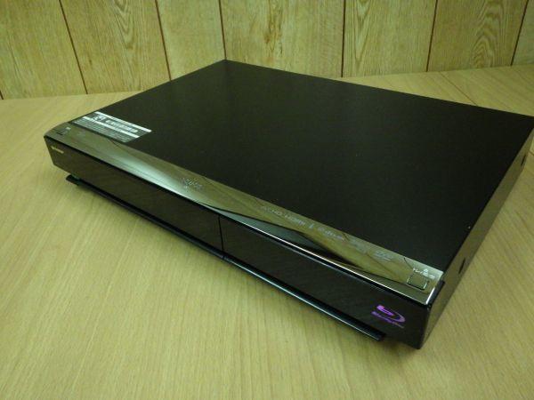 難あり■SHARP シャープ AQUOS アクオス 2番組同時録画 ブルーレイレコーダー HDD/320G B-CASカード/リモコン付 BD-HDW43■_画像4