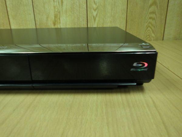 難あり■SHARP シャープ AQUOS アクオス 2番組同時録画 ブルーレイレコーダー HDD/320G B-CASカード/リモコン付 BD-HDW43■_画像8