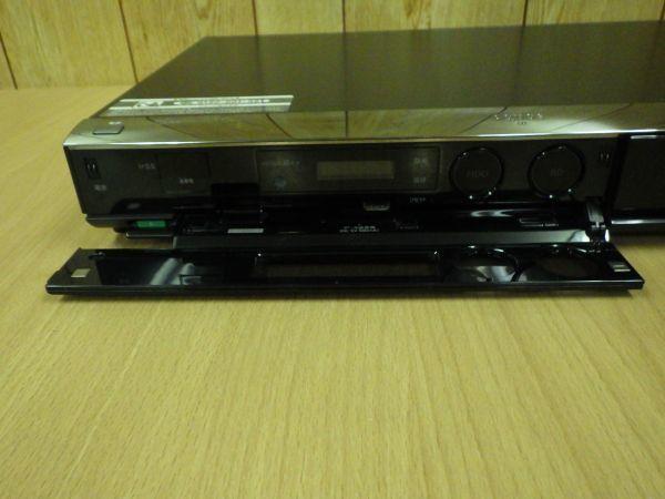 難あり■SHARP シャープ AQUOS アクオス 2番組同時録画 ブルーレイレコーダー HDD/320G B-CASカード/リモコン付 BD-HDW43■_画像7