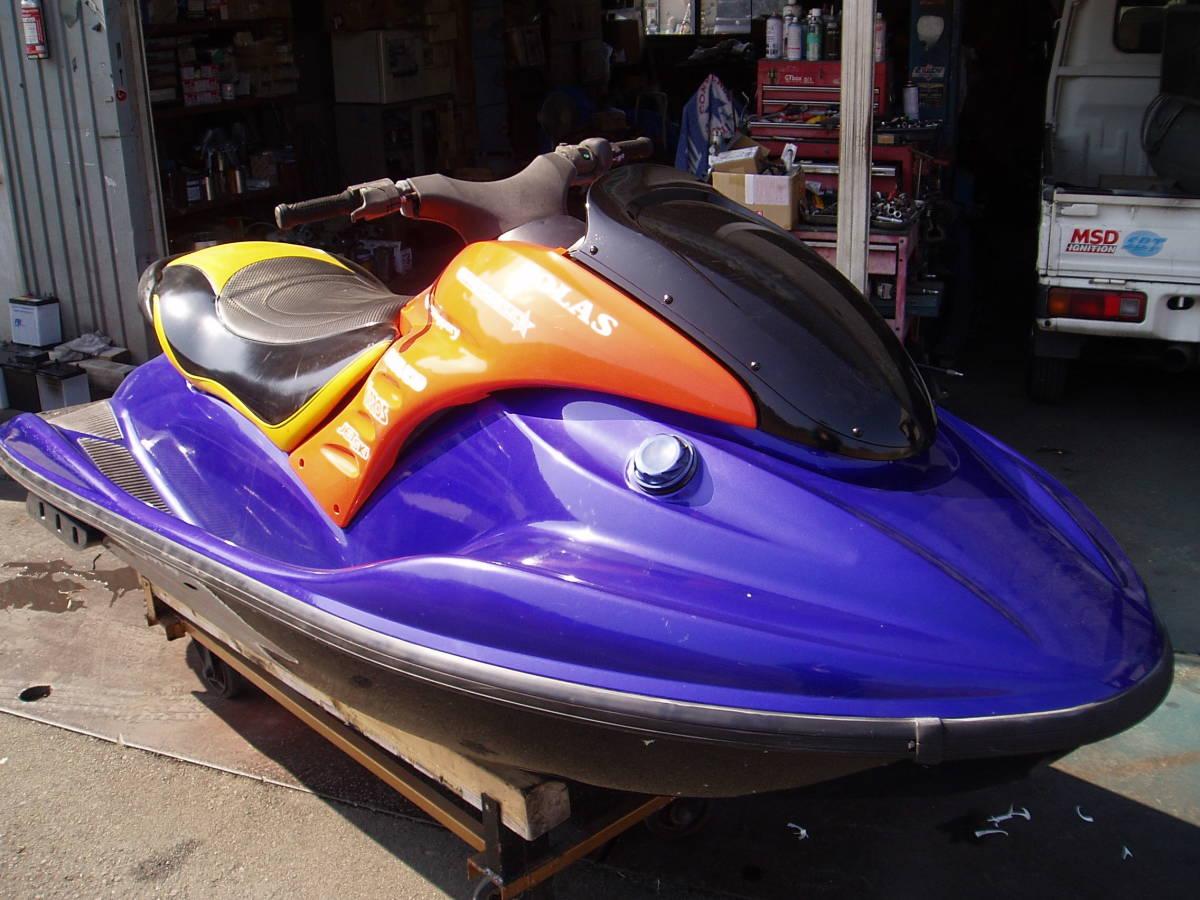 「広島発 GP1300R 2008年最終モデル売り切り 」の画像1