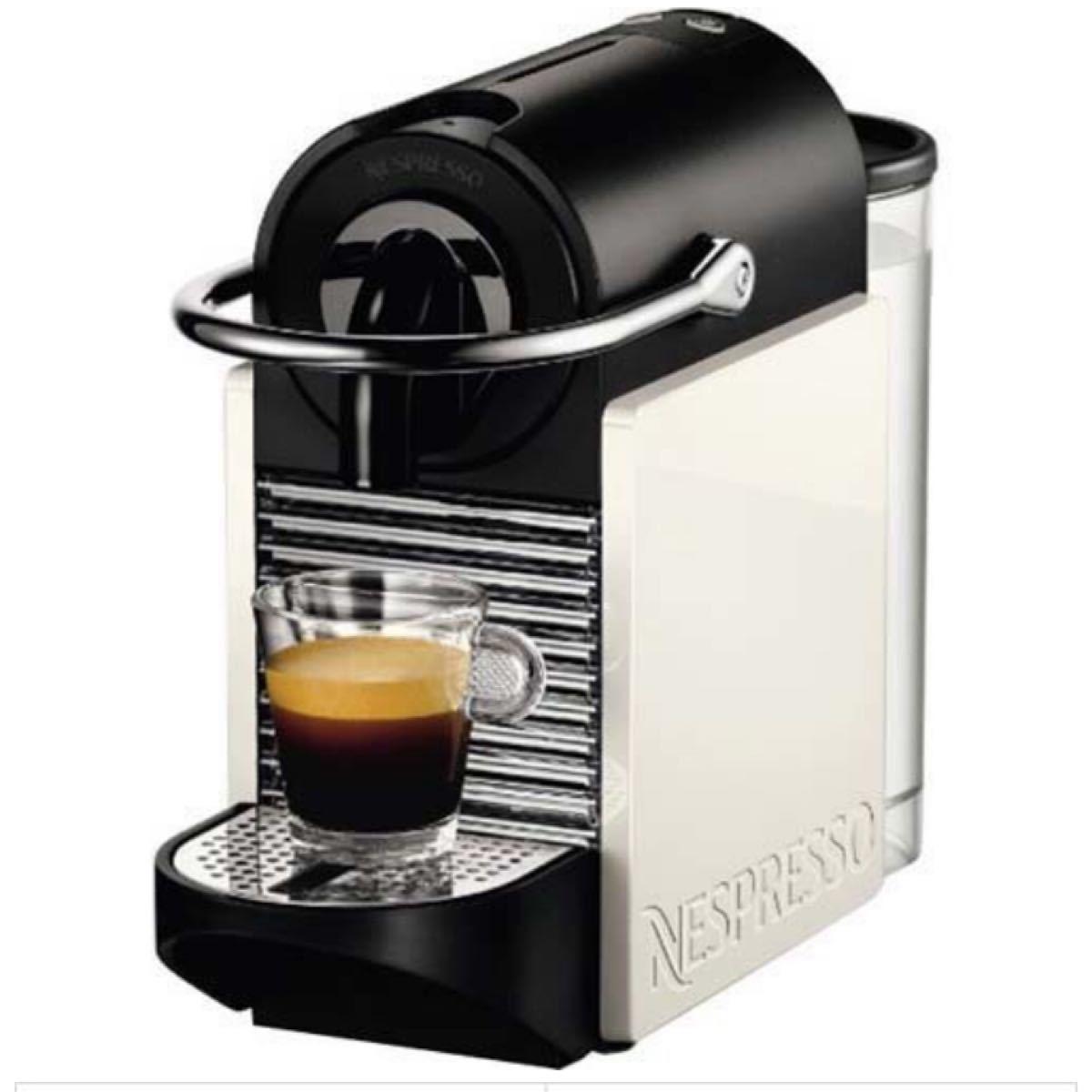 ネスプレッソ コーヒーメーカー ピクシークリップ