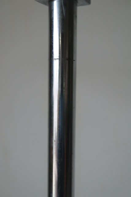 アンティーク メタル ハンガーラック B [ogrs-32]検古着/アメリカ/ビンテージ/コートラック/ディスプレイ/オブジェ_画像8