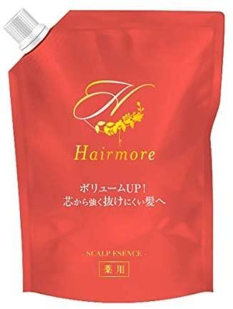 ヘアモア  120ml 詰め替え用 育毛剤