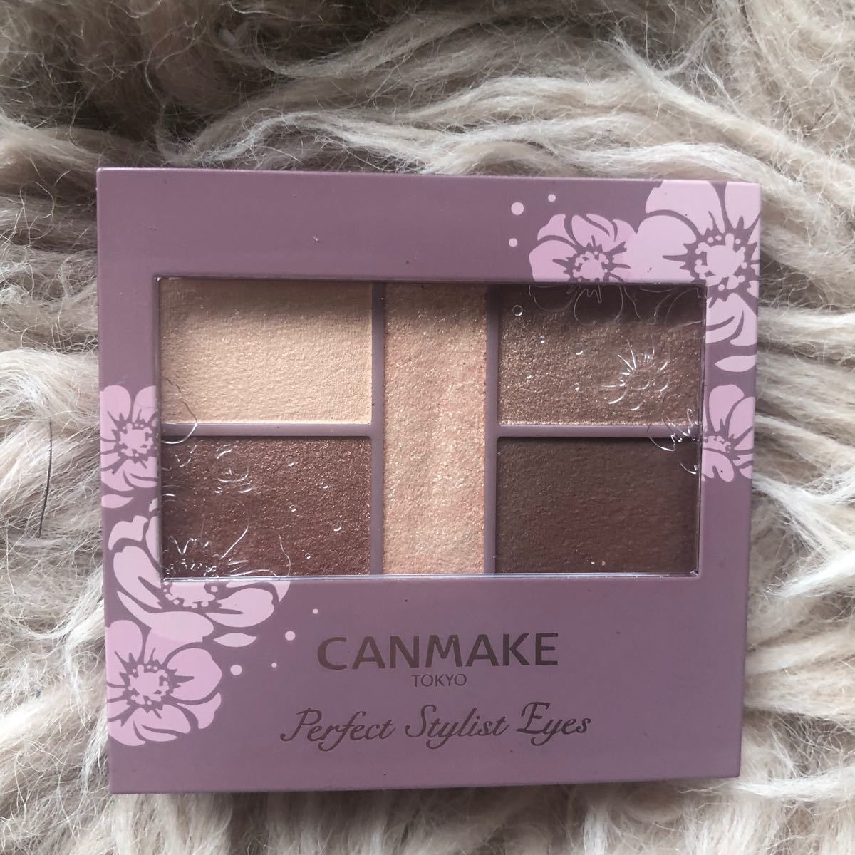 【新品未使用】CANMAKE パーフェクトスタイリストアイズ 23番