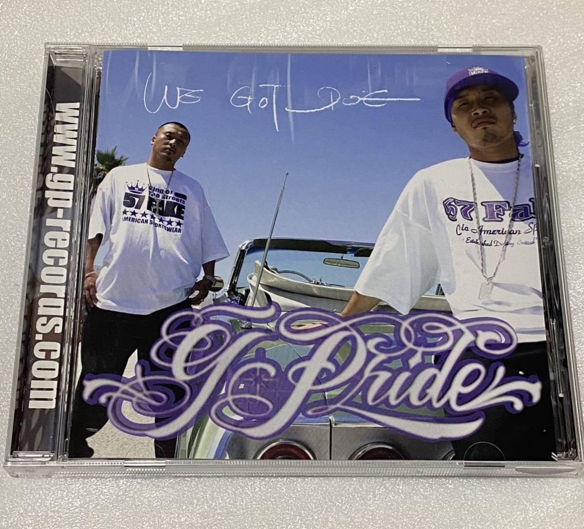 G-PRIDE feat.DAMIZZA / WE GOT DOE