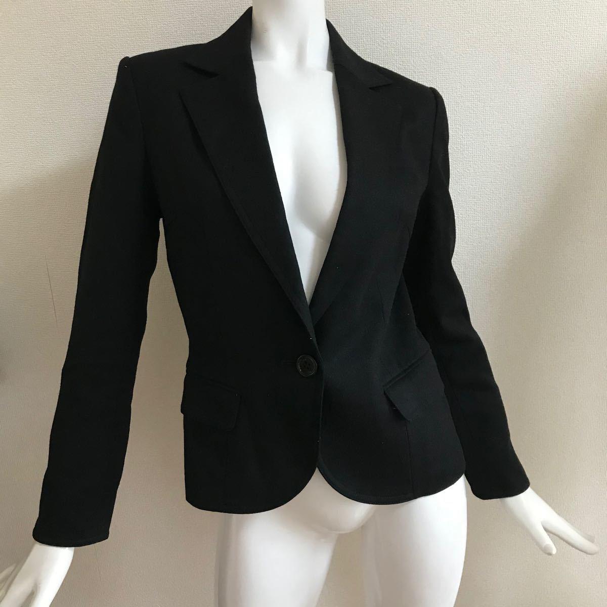 テーラードジャケット ウールジャケット ビッキー オフィスカジュアル スーツ フォーマル