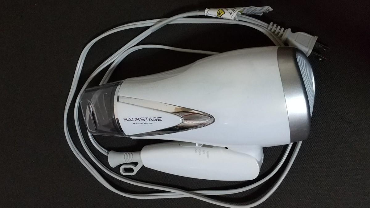 マイナスイオンヘアドライヤーKOIZUMI KHD-9300/W