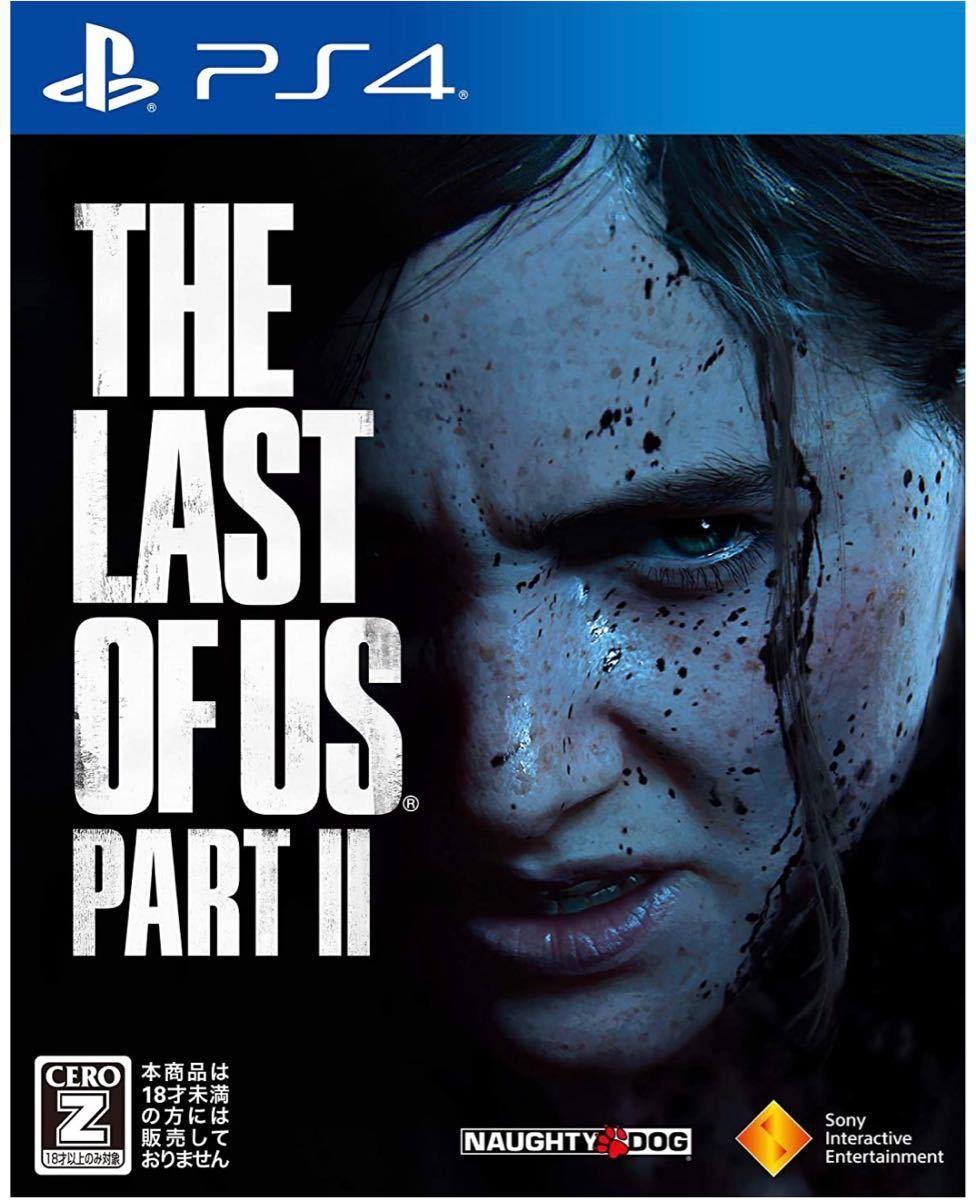 【新品未開封】The Last of Us Part II PS4 ラストオブアス